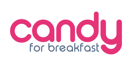 candy for breakfast logo